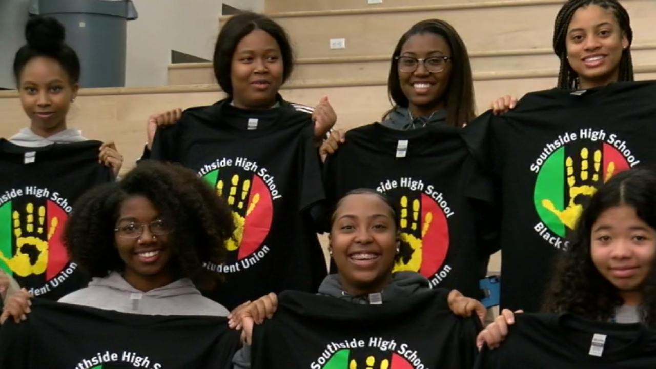 Southside High black student union.PNG