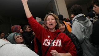 Judge Orders Activists To Vacate Wisconsin Capitol