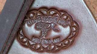 Montana Made: Sting Saddlery