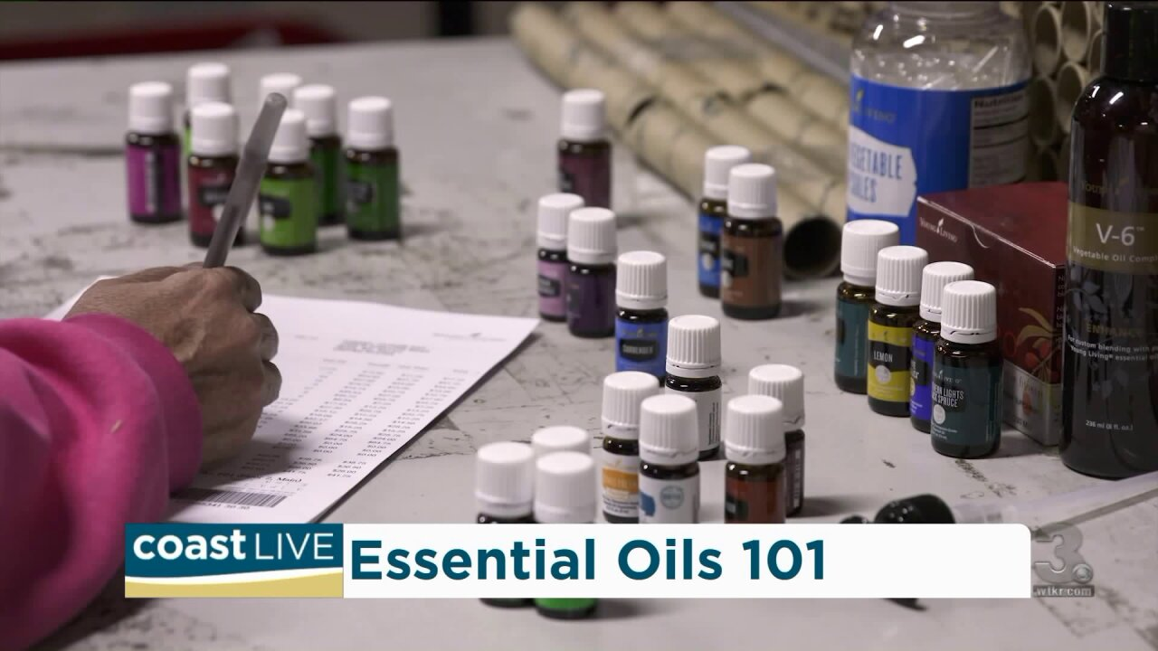 How essential oils are changing our daily lives on CoastLive