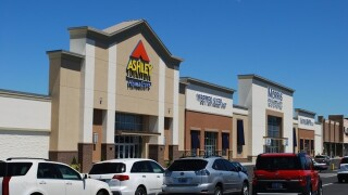 Ashley Furniture and Morris Home Furnishings launch free furniture contest