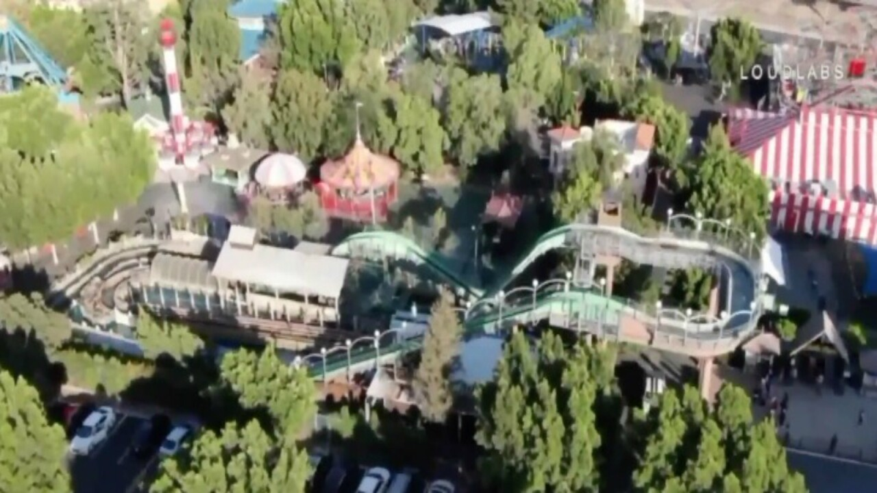 Ride malfunction at California amusement park injures 3 people; 1 in critical condition