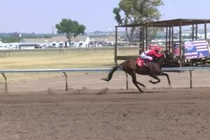 Great Falls horse races draw fun crowd at ExpoPark