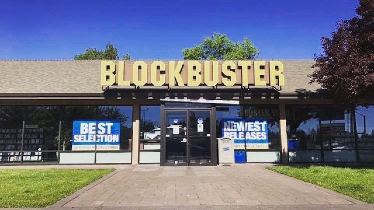 And then there was one: America has just one Blockbuster left
