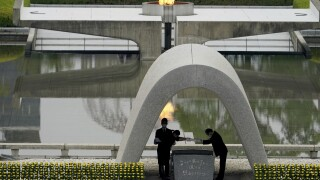 Thursday marks 75th anniversary of atomic bombing of Hiroshima