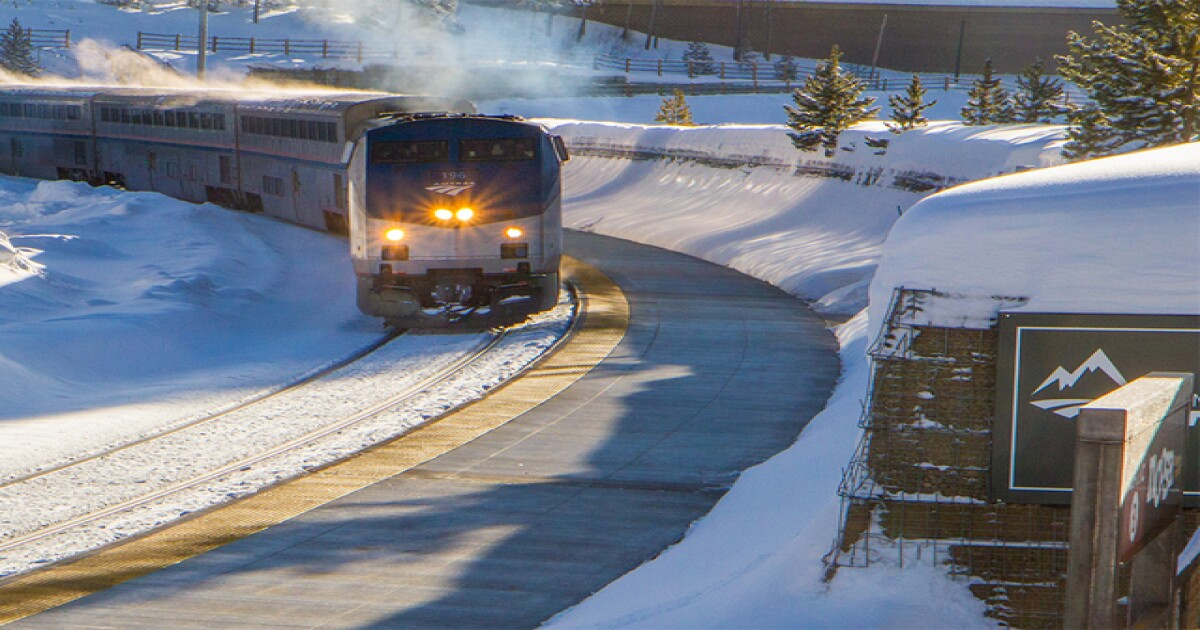 Winter Park Express sets new passenger record in 2019