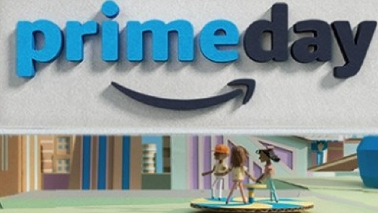 Oops! Amazon accidentally leaks Prime Day info