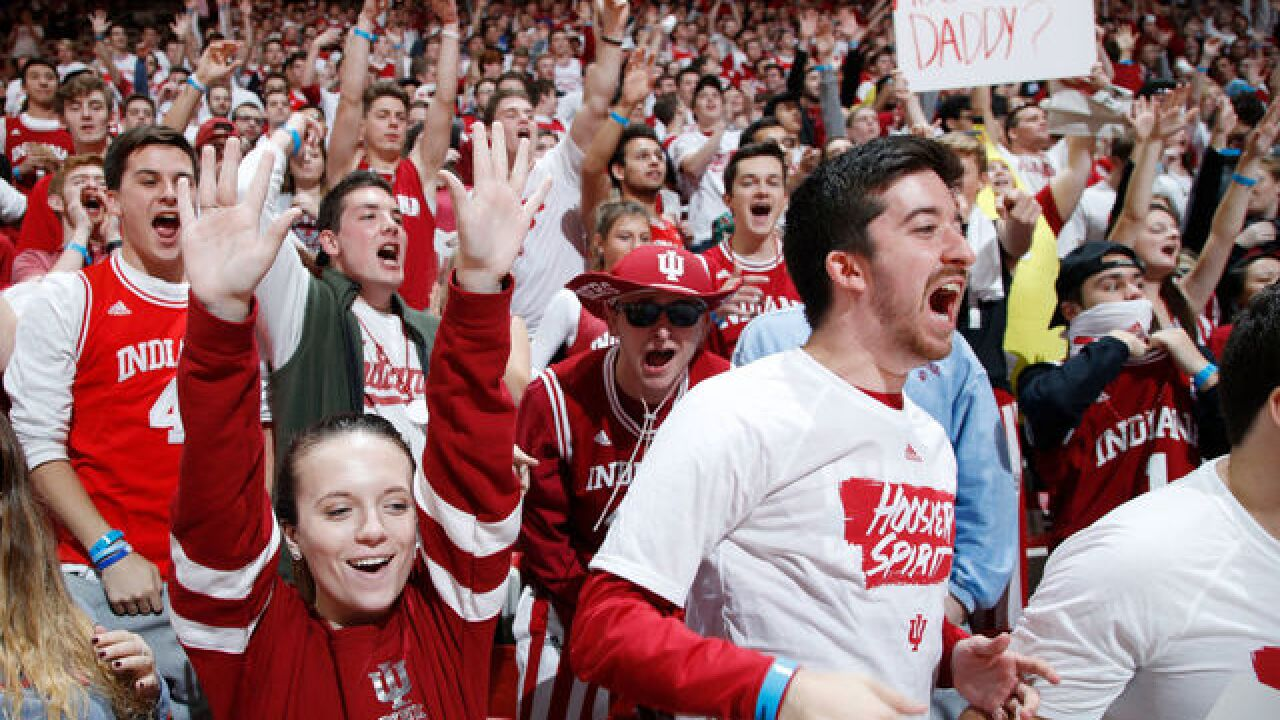 Bloomington among best cities in the country for college basketball fans