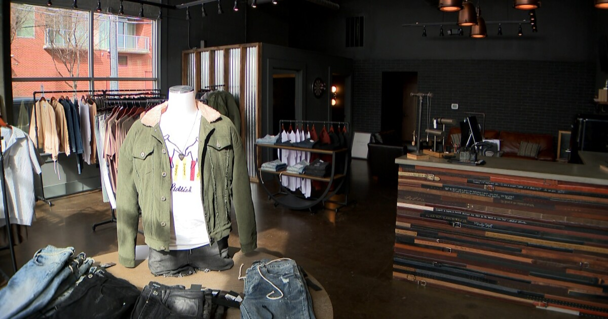 Music City becoming spot for fashion business