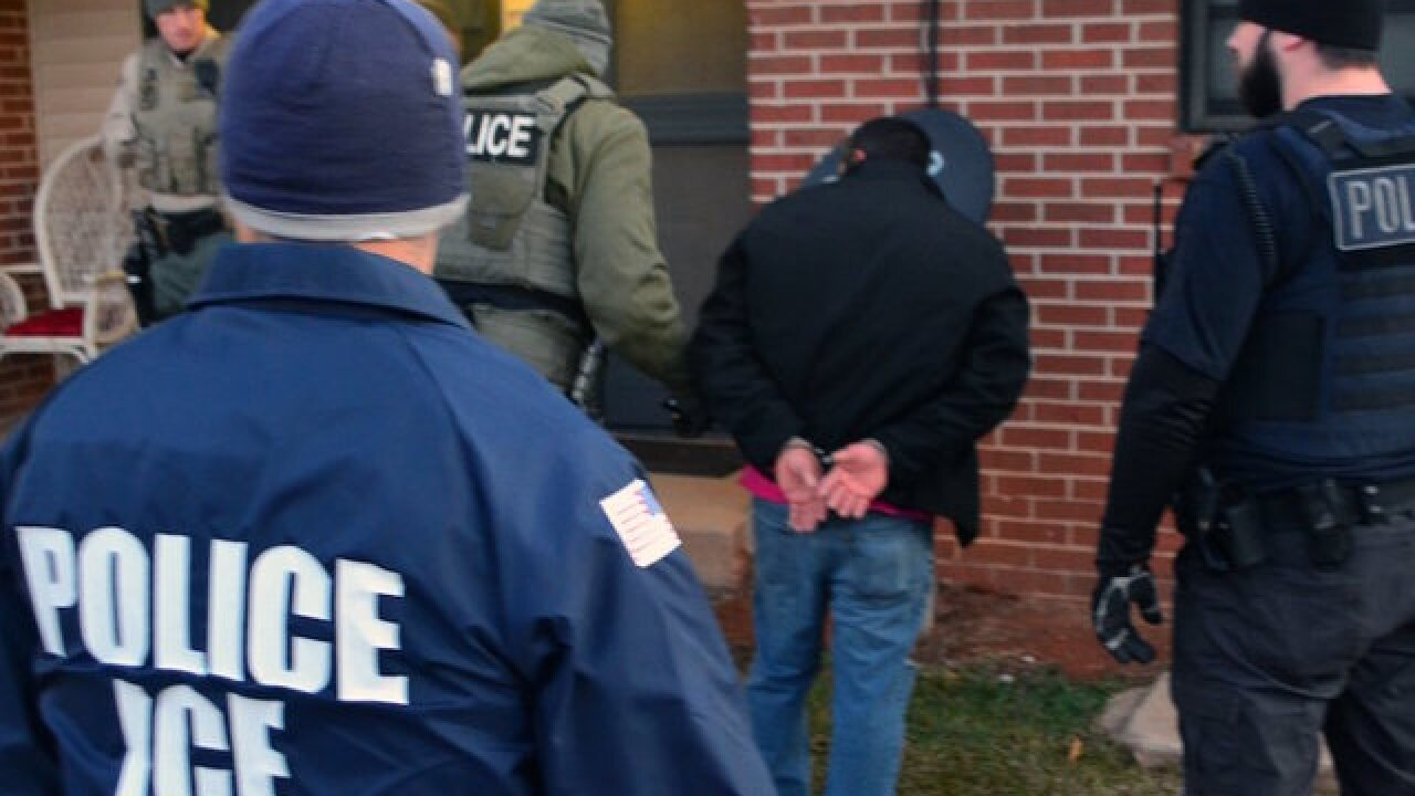 Why ICE doesn't use the word 'raid' after immigration arrests