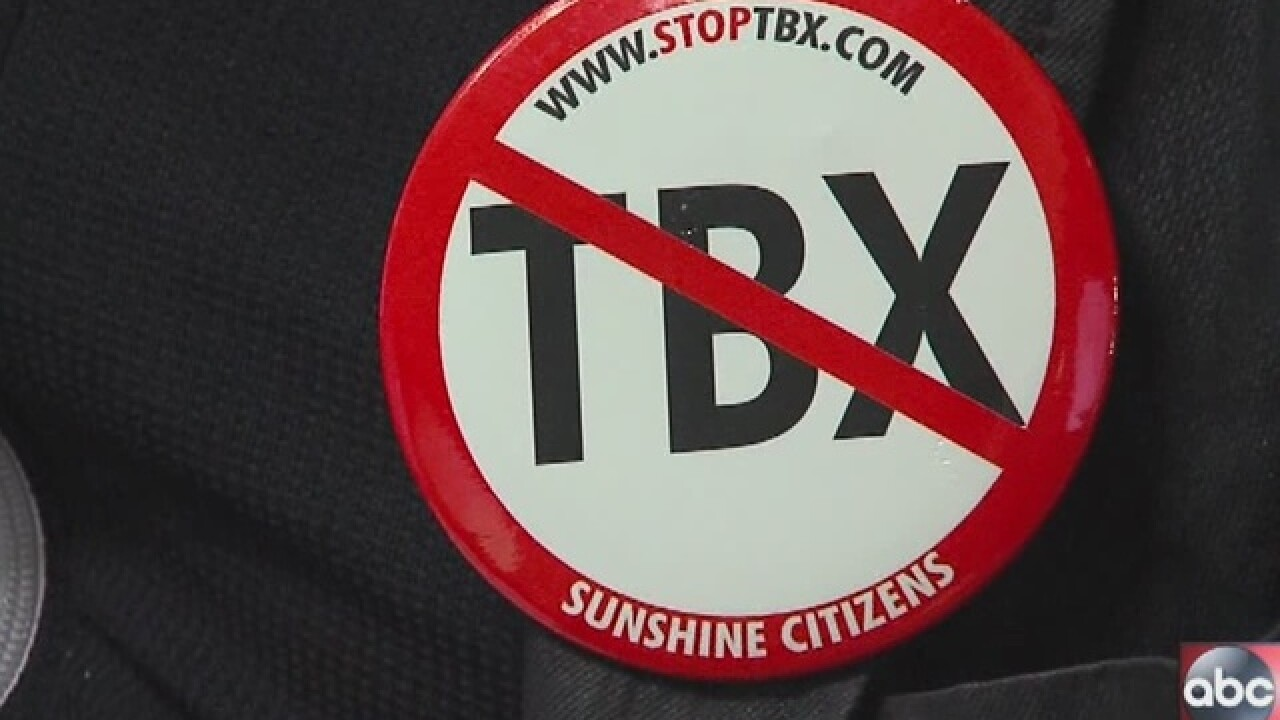 Local group ramps up in time for TBX discussions