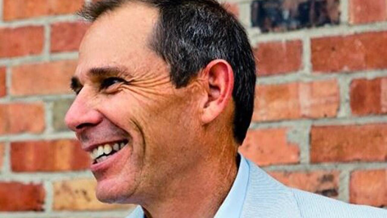 File photo: Congressman John Curtis