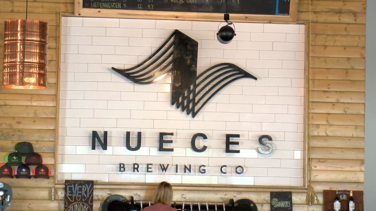 """Nueces Brewing Co. prepare for """"OctoberFeast"""" while keeping social distancing regulations in place"""