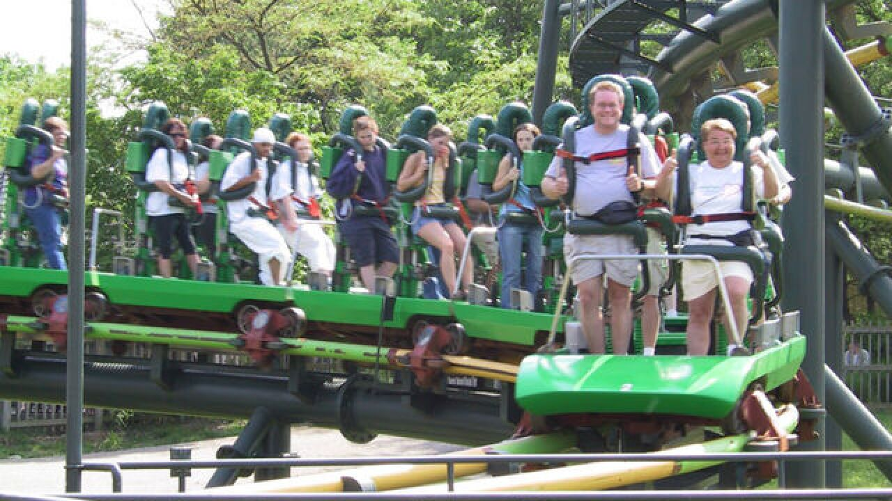 Here are nine Kings Island rides we wish had never gone away