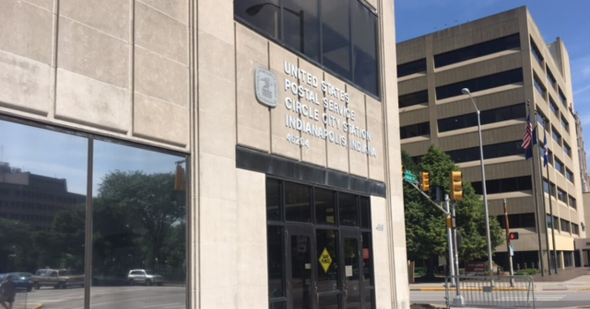 Congressional delegation seeks to rename Indy post office