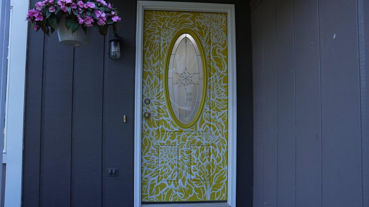Gelardi's front door