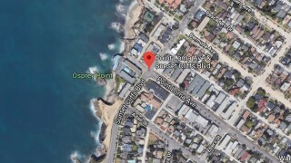Woman dies in fall from Sunset Cliffs