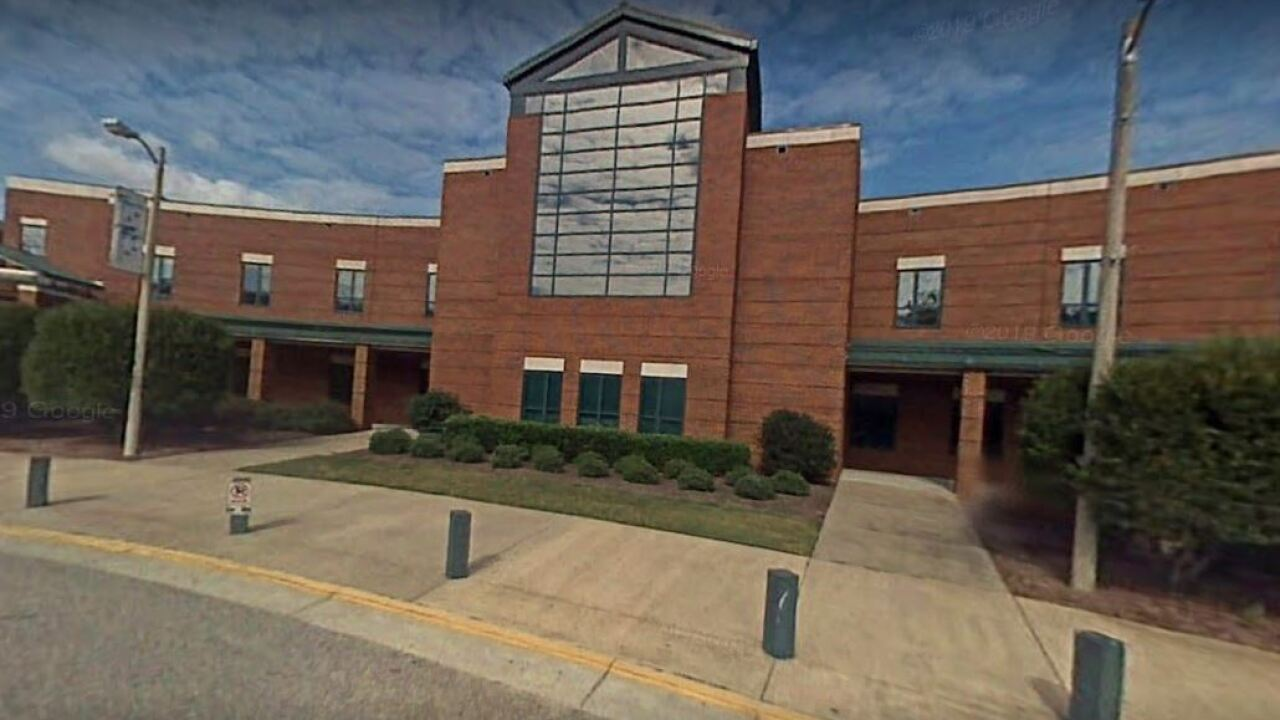 Teen charged after firearm, magazine found at Newport Newsschool