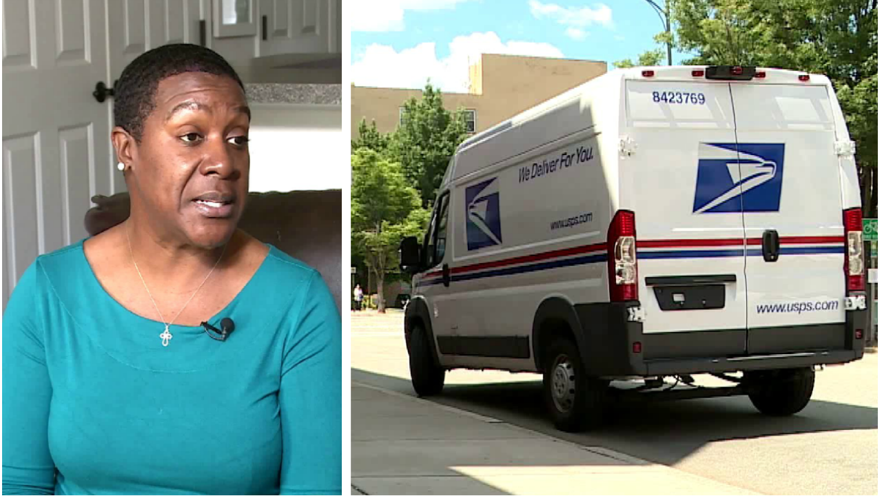 USPS employee says she's not being paid after traumatizing incident on thejob