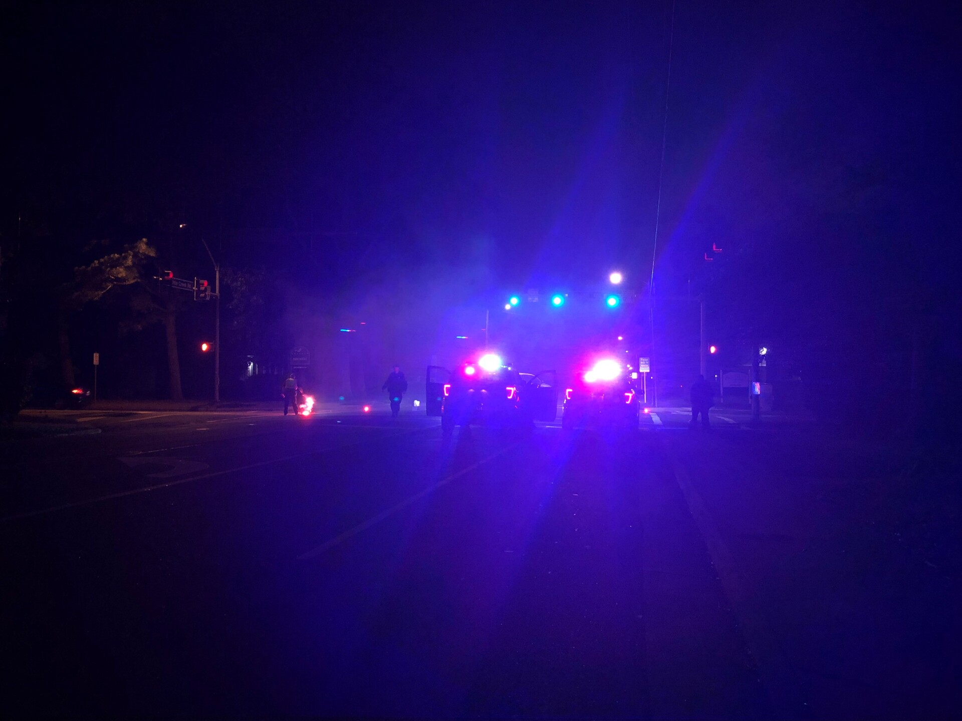 Photos: Woman critically injured after being hit by car inNorfolk