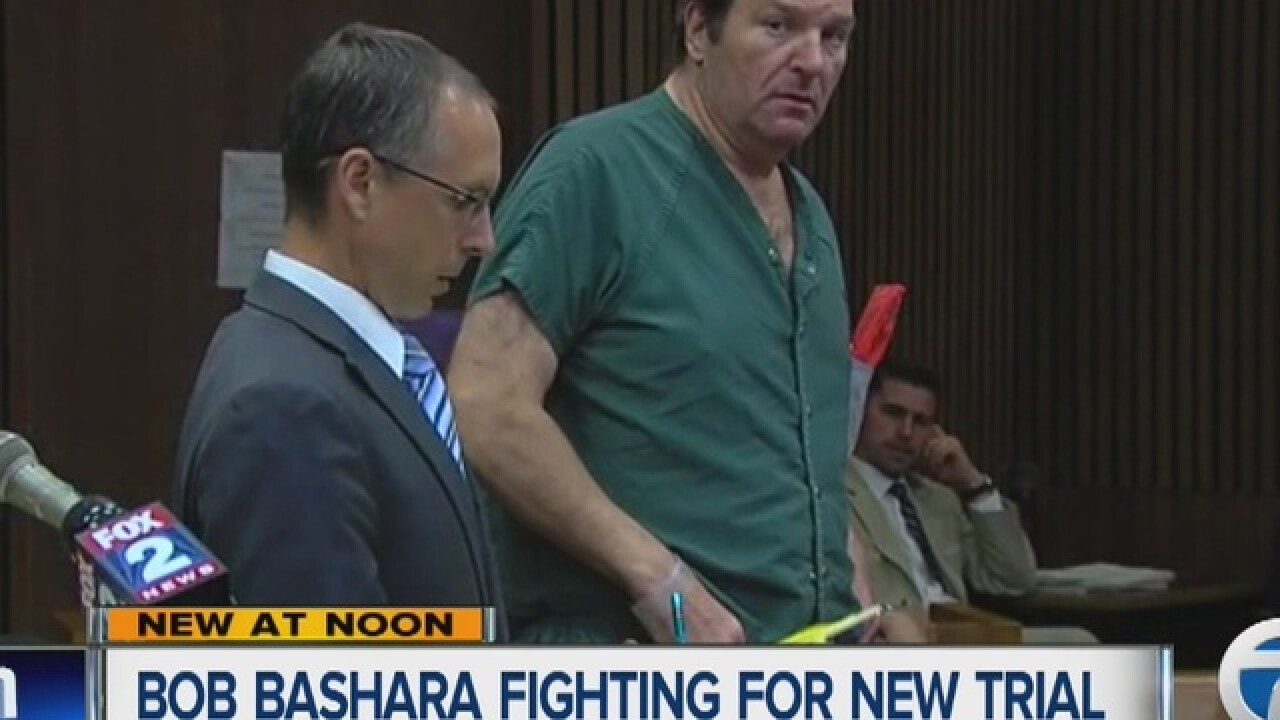Bashara to appear in court in bid for new trial