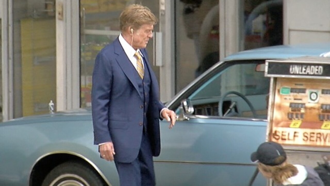 Redford film shoot closes Hamilton's High Street