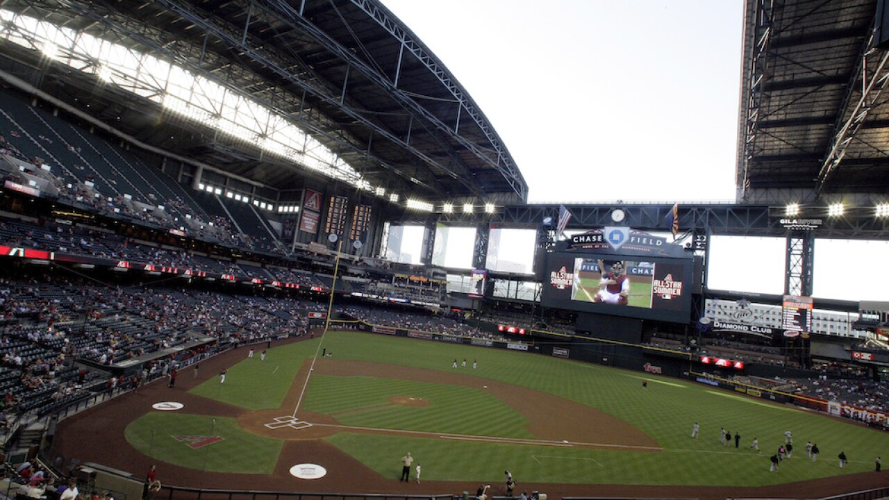 MLB discussing return: Games take place in Arizona with no fans, could begin as early as May