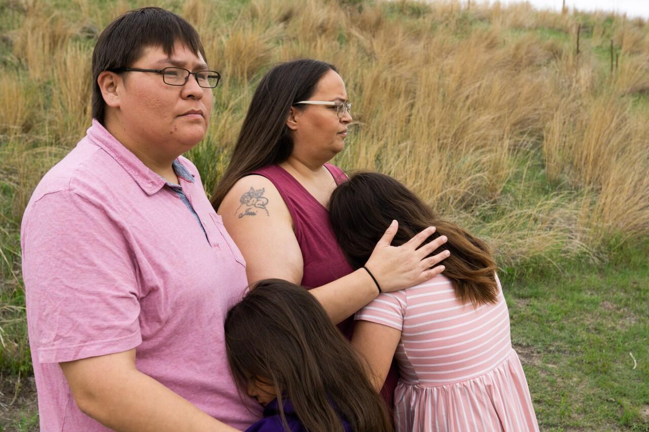 Lakota Hair Flatwater Free Press
