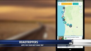 Apps you need to download planning your next road trip