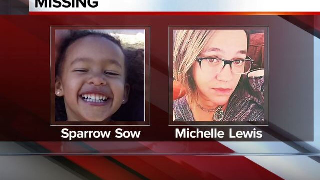 4-year-old girl missing from La Plata County found safe