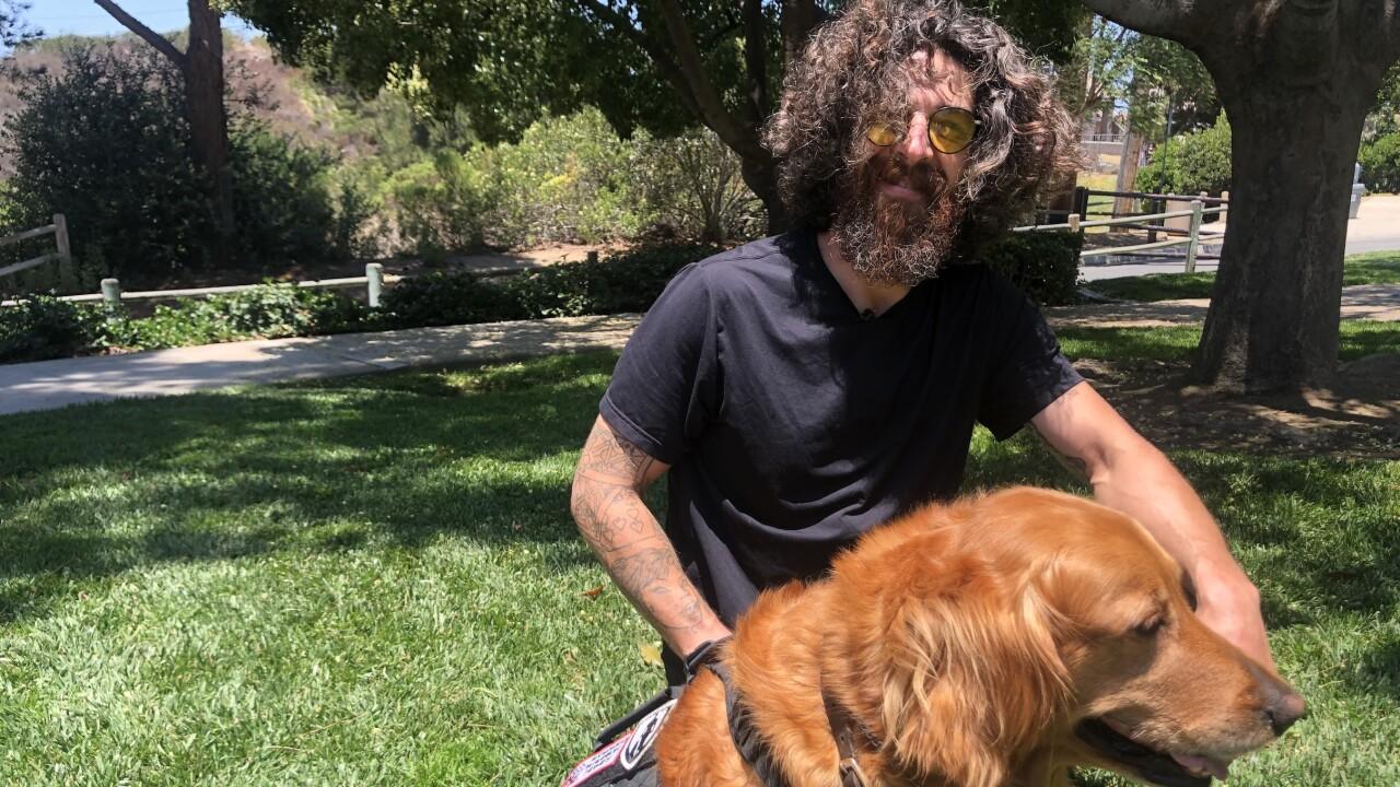 Daniel Lopez dog trainer