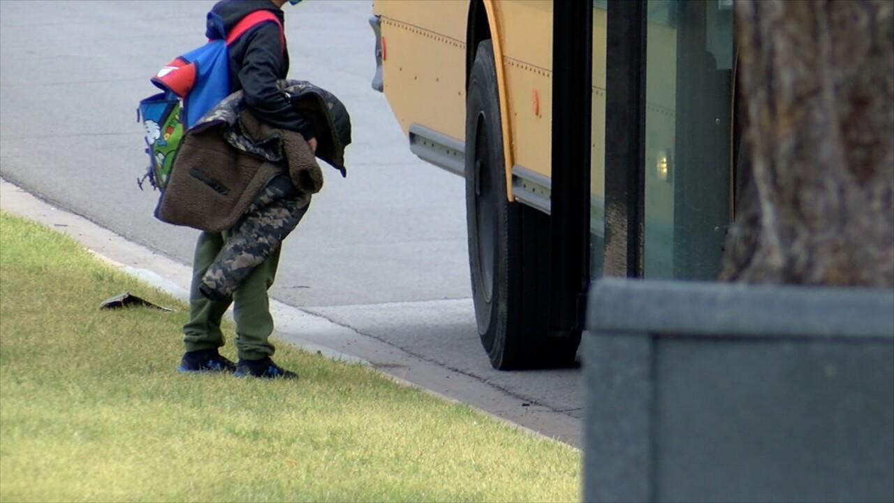 School bus student safety concerns