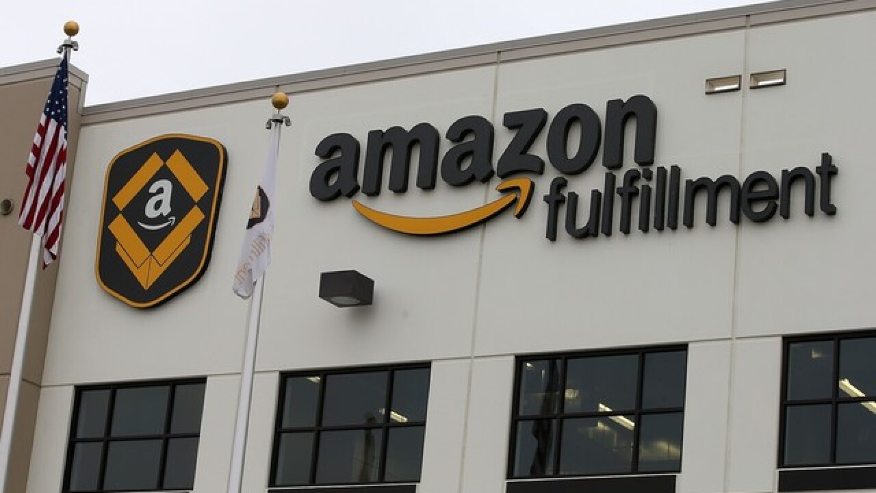 Amazon hopes to open second headquarters in U.S.