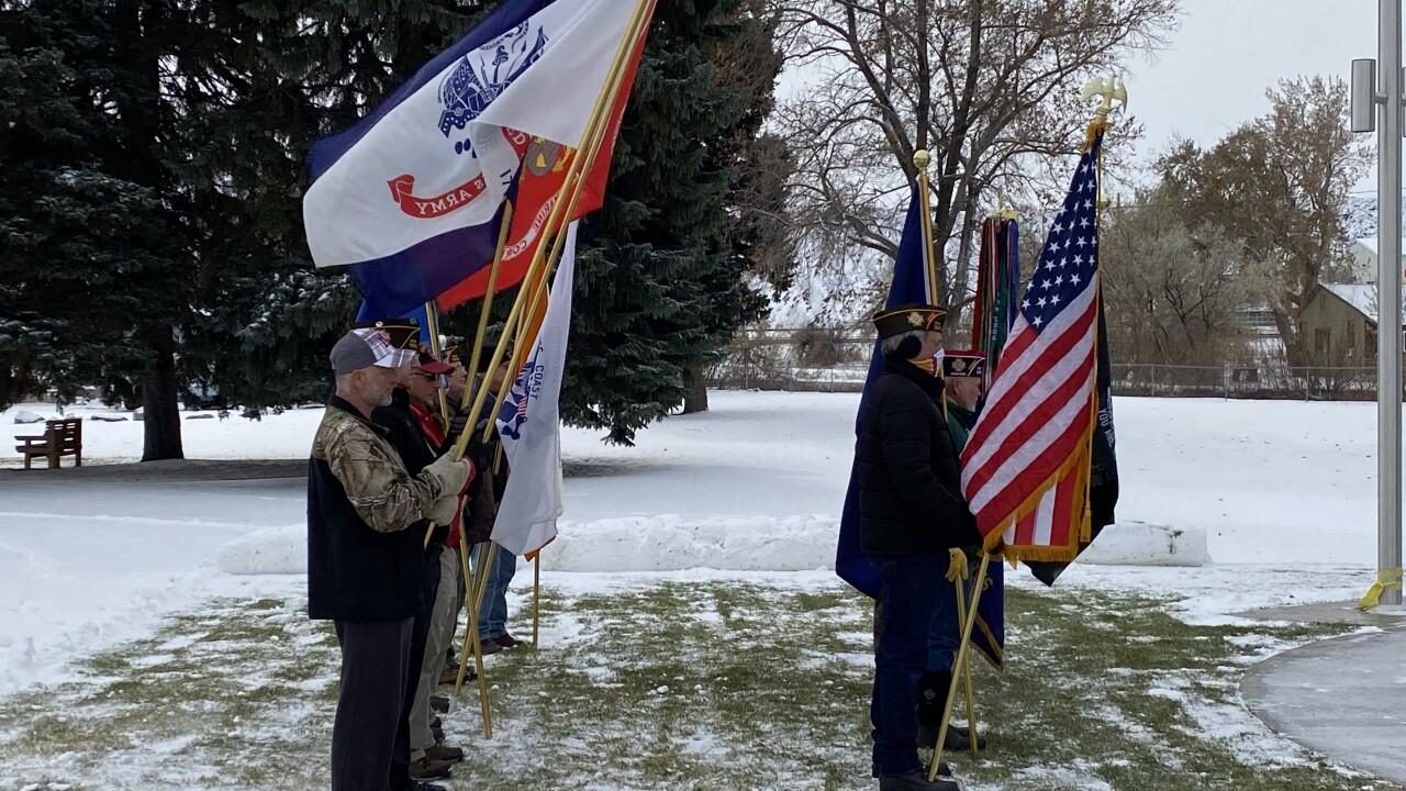 East Helena Veterans Day Parade