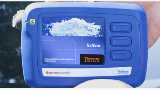 KCPD TruNarc drug-testing device