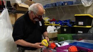 Veteran-owned company in Ohio seeking patent on anti-fog masks
