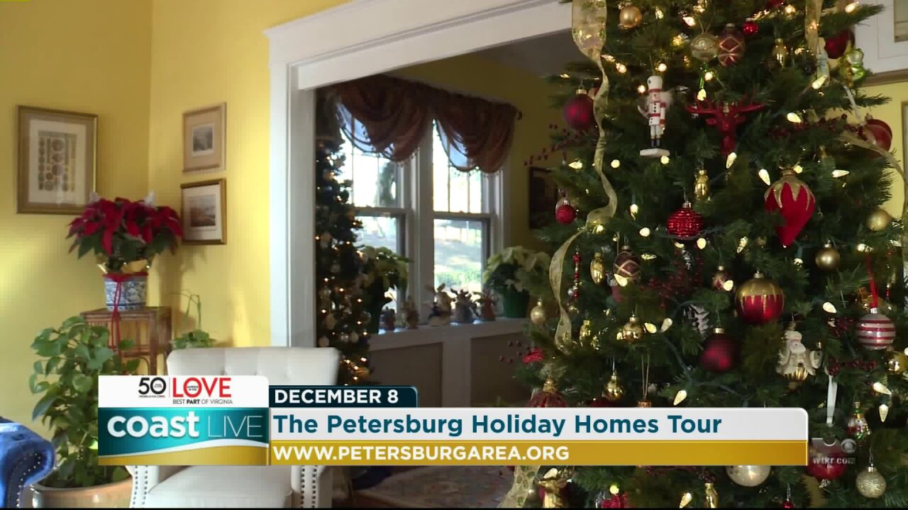Holiday events taking place in Petersburg on Coast Live