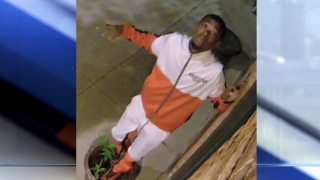 OTR Burglary Suspect