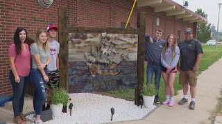 Feel Good Friday: Art installation celebrates Power High School