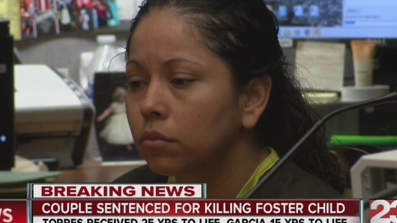 Foster parents could face life in prison