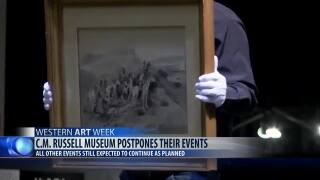 Western Art Week is still a go, despite CMR Museum event being postponed