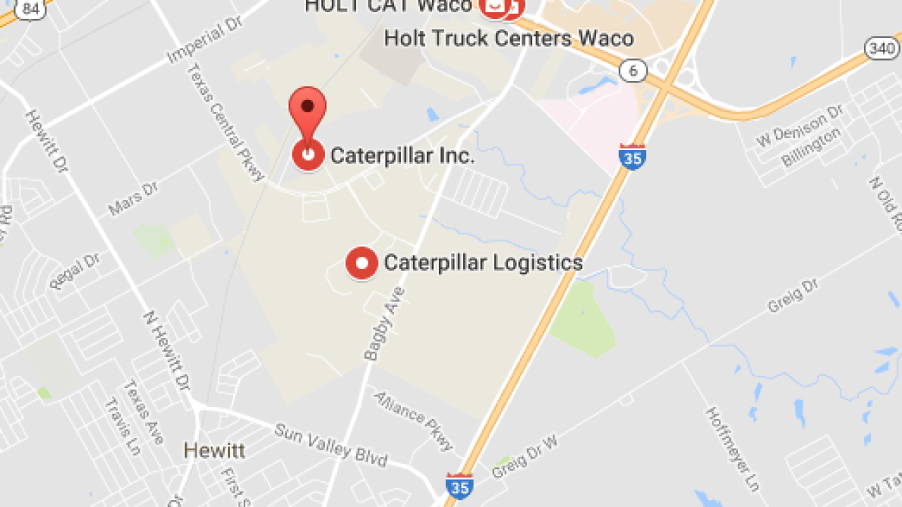 HOLT CAT to purchase Waco former Caterpillar facility