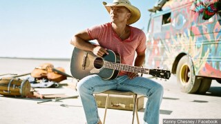 Country music star Kenny Chesney will perform in Bozeman
