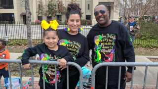 Children's Parade rolls in Lafayette