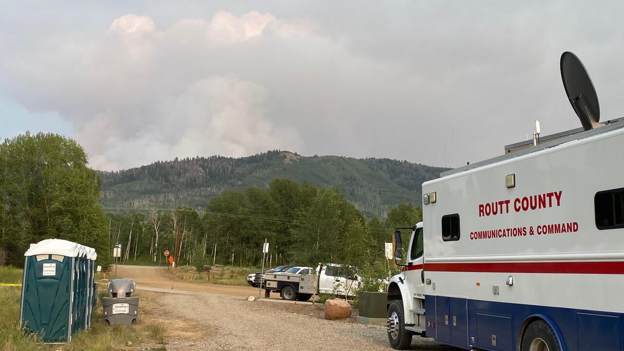 Morgan Creek Fire_July 11, 2021