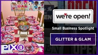 Glitter & Glam cover