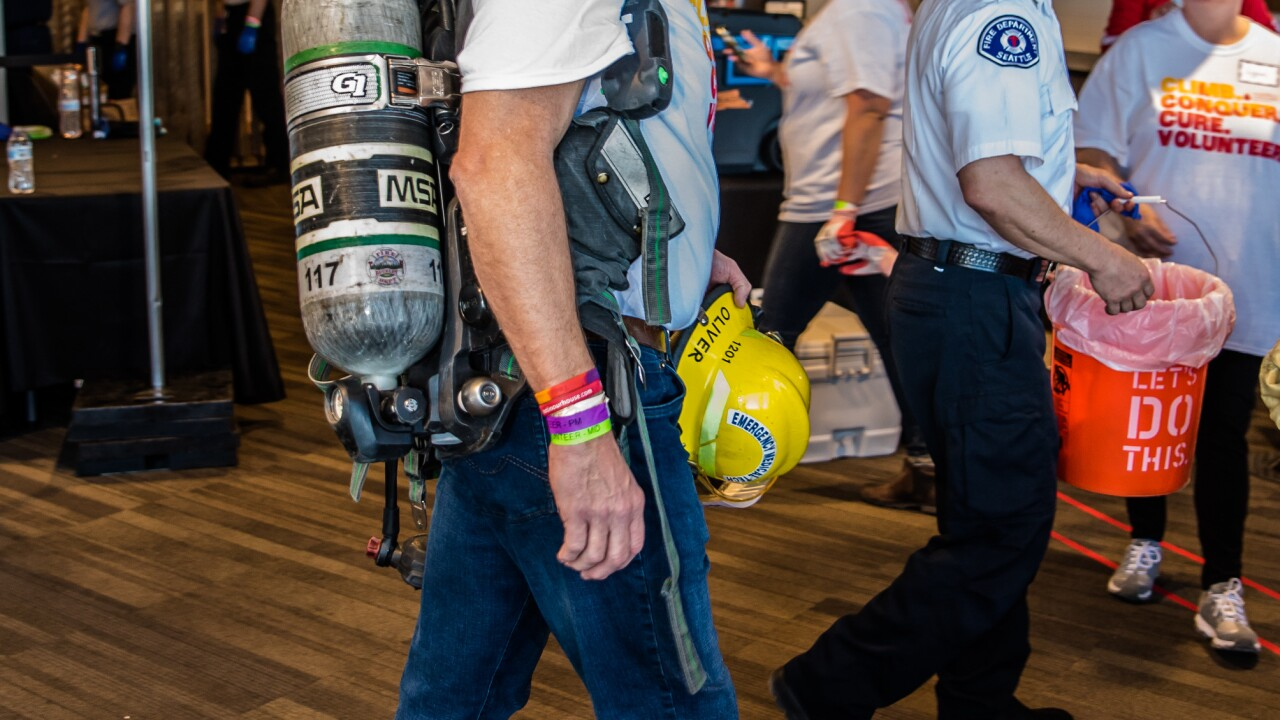 31 Montana fire departments to participate in Seattle Stairclimb fundraiser