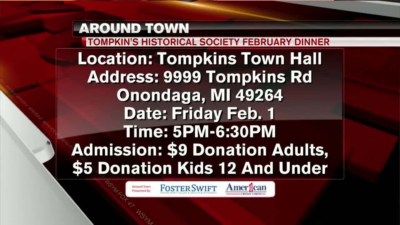 around town - tompkins town hall
