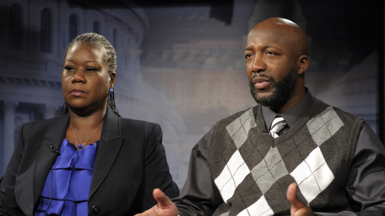 Trayvon Martin's parents release book on son's life, impact of death