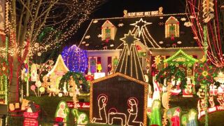 Photos: Henrico family's 'Christmas on Wendhurst' wins this week's Let it Glowcontest